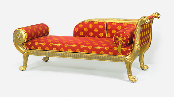 Sofa, Gillow & Co., ©V&A Museum